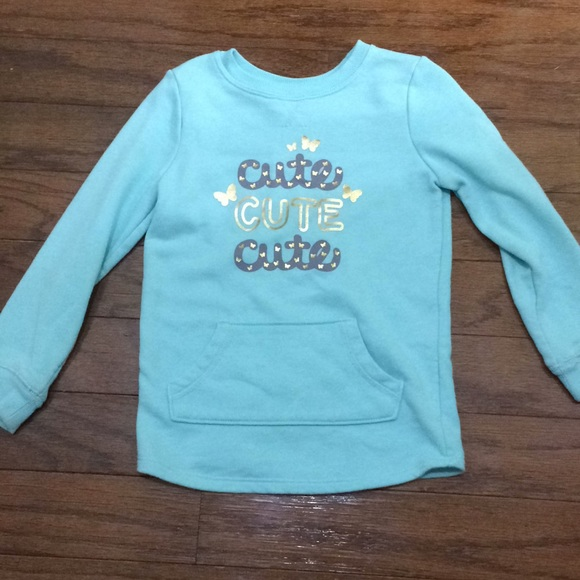 jumping beans Other - Girl's 4T sweatshirt